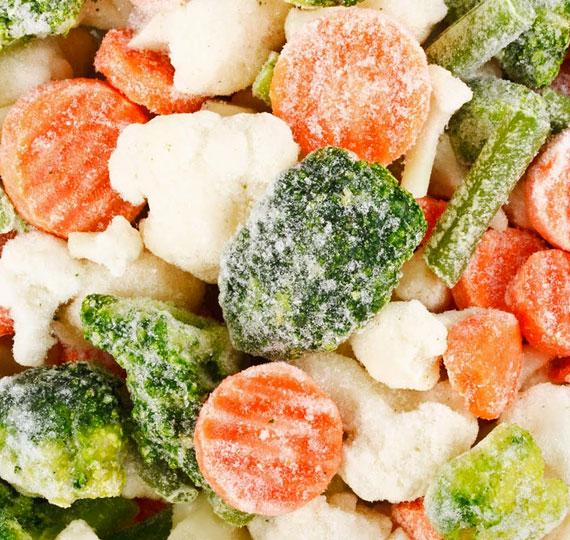 Verduras congeladas 1 - ¿Cuál es la mejor opción verduras congeladas o enlatadas?