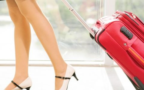 No puedes llevar en la maleta