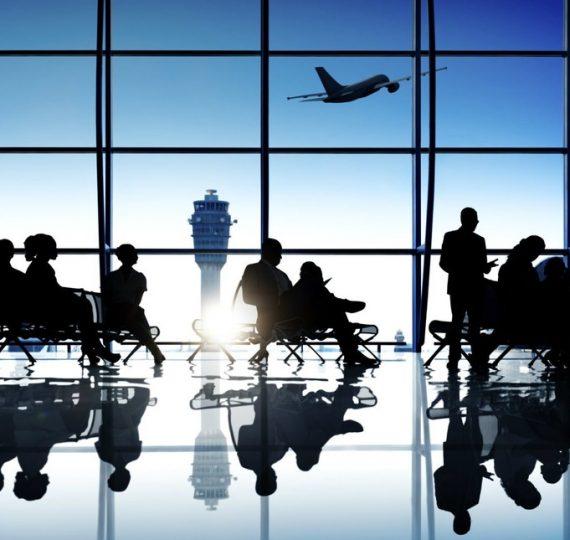 tiempo de espera en aeropuerto 1 - ¿Con cuánta antelación debo presentarme en el aeropuerto cuando voy a viajar?
