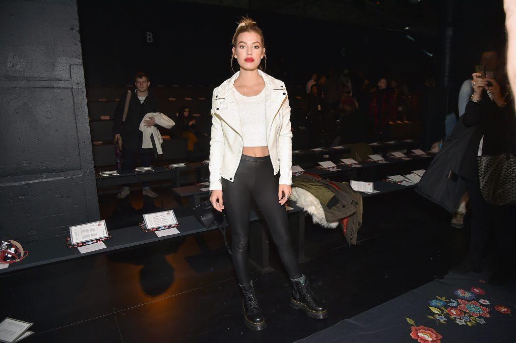 DESIGUAL NYFW AW17 FRONTROW 01 1024x681 - Desigual en New York Fashion Week 2017