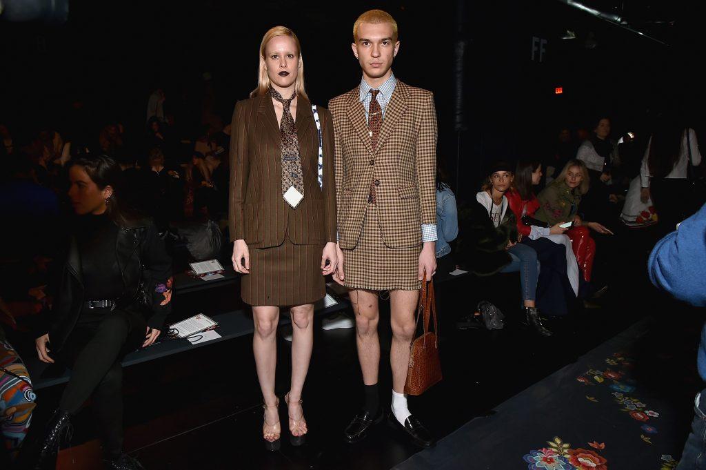 DESIGUAL NYFW AW17 FRONTROW 20 1024x681 - Desigual en New York Fashion Week 2017