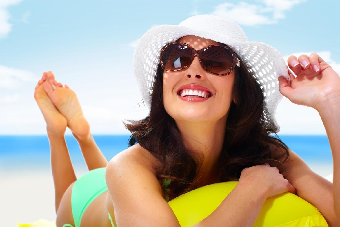 gafas de sol 1 - Consejos para protegerse del sol