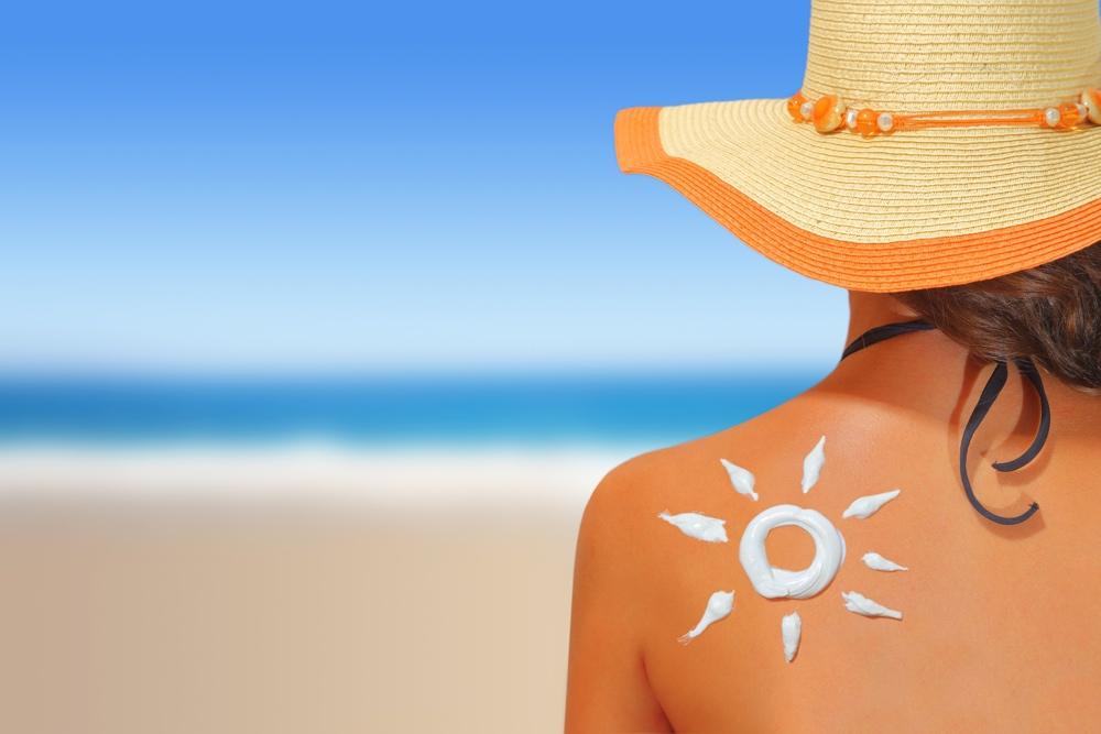 protector solar 1 - Consejos para protegerse del sol