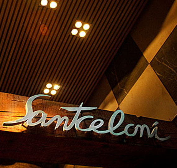 restaurante santceloni madrid hesperia glamglam 1 - Restaurante SantCeloni