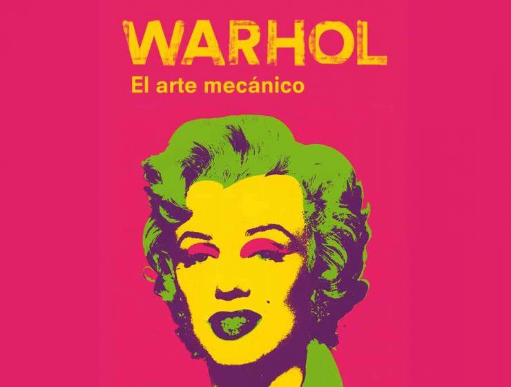 warhol glamglam magazine 740x560 - Andy Warhol. El arte Mecánico