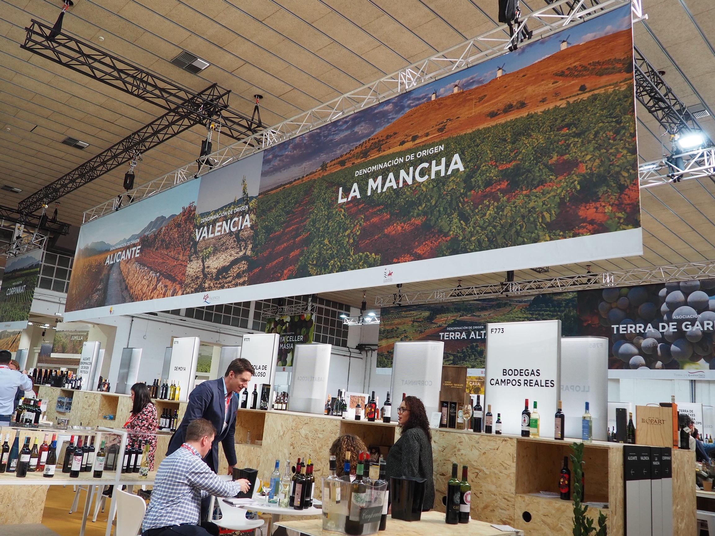 vinos de la mancha - Barcelona Wine Week
