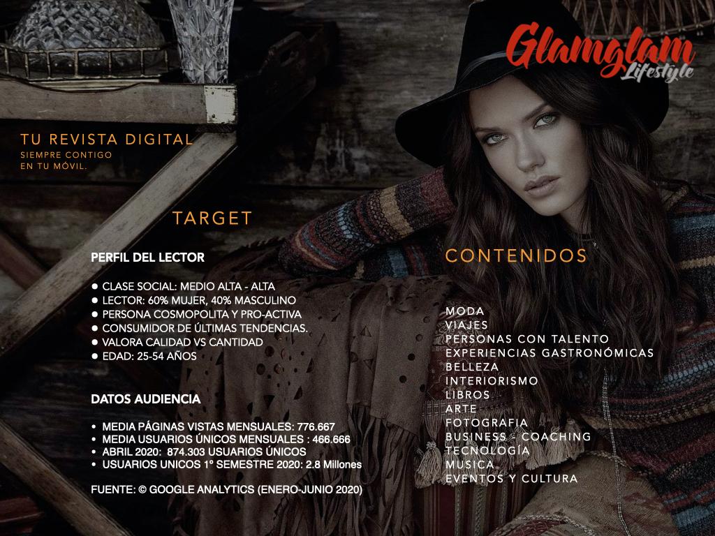 GLAMGLAM Magazine Mediakit 2020 21 AGENCIAS.004 -